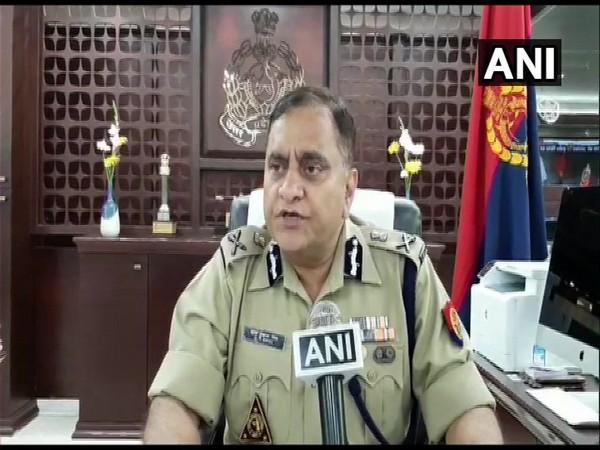 Uttar Pradesh Director General of Police OP Singh (file photo)