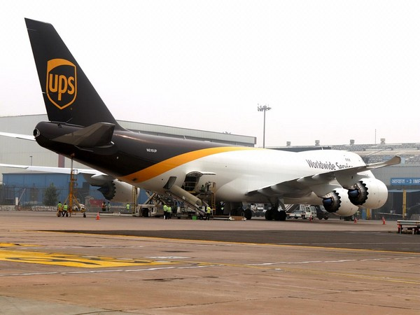 DIAL welcomes UPS' latest freighter aircrafts at IGI Airport