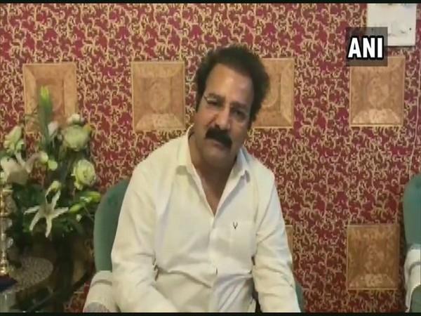 Rajasthan Transport Minister Pratap Singh Khachariyawas. Photo/ ANI