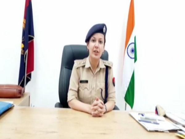 Vranda Shukla, Deputy Commissioner of police, women cell. Photo/ANI