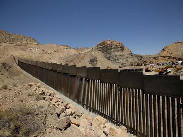 US-Mexico border (File photo)