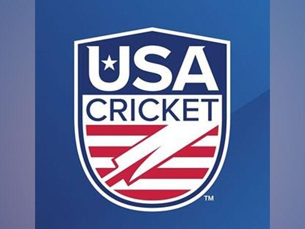 USA cricket logo (Photo: USA cricket twitter)