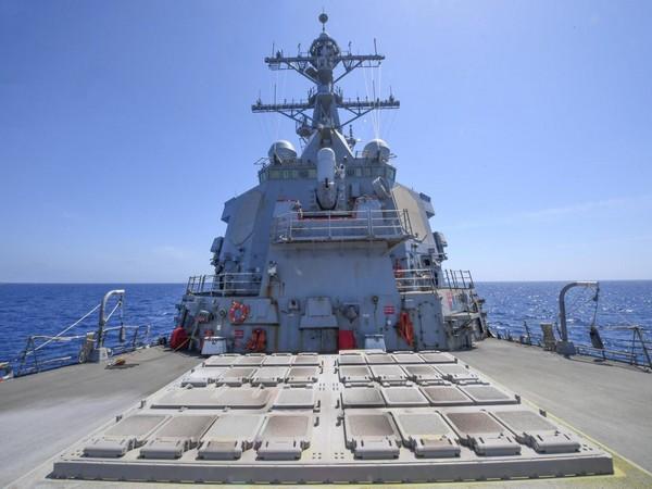 U.S. Naval Forces Europe-Africa/U.S. 6th Fleet. (Photo credit: US Embassy in Georgia)