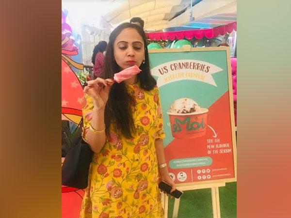 US Cranberry Ice Cream Carnival