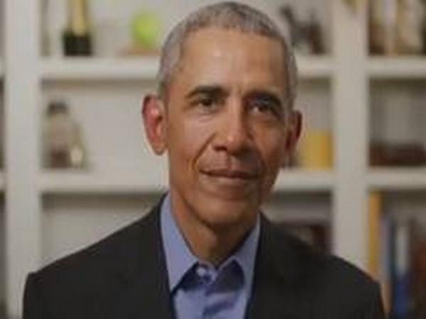 US Former US President Barack Obama