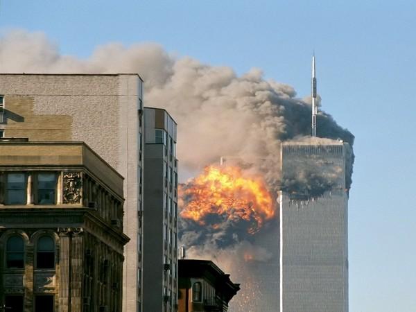 September 11 terror attack on World Trade Center