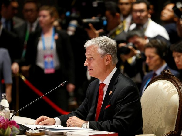 US National Security Advisor Robert C. O'Brien