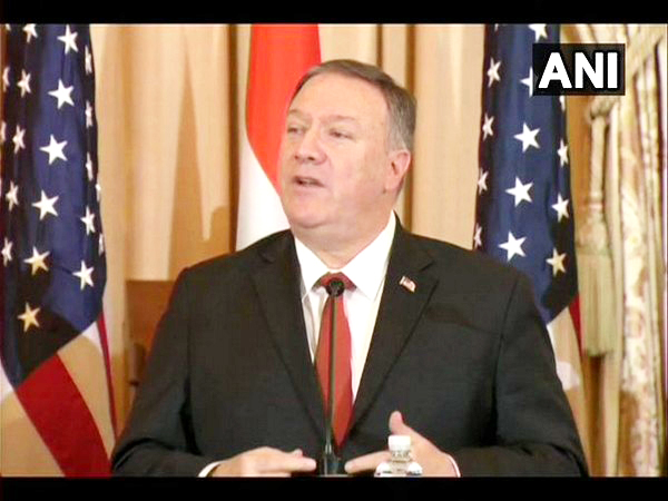 Our mission is to make Iran behave like normal nation: Pompeo