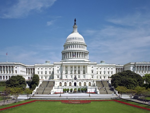 File photo of the United States Capitol Complex in Washington DC
