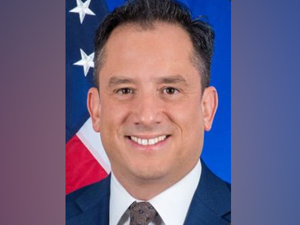 US State Department Deputy Spokesperson Robert Palladino. (File photo)