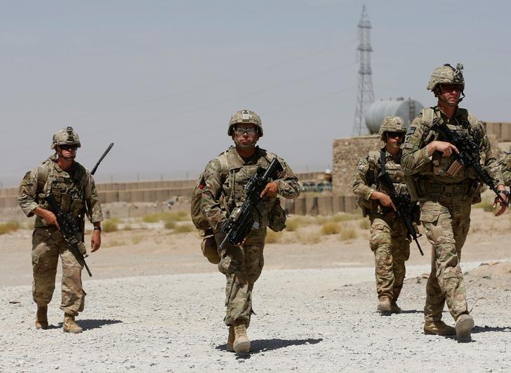 US troops in Afghanistan (Representative Image)