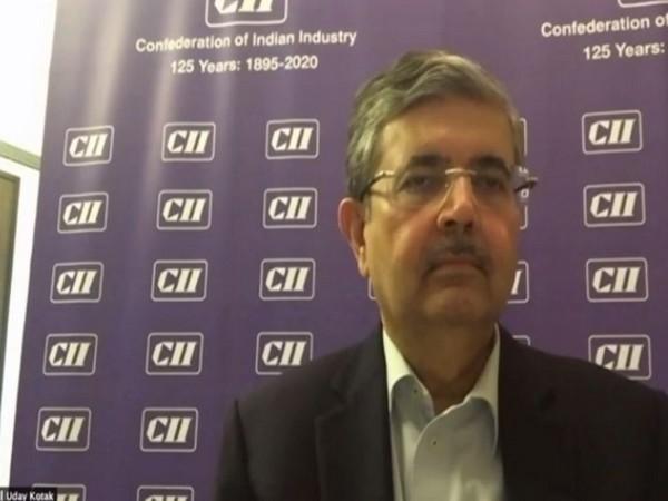 Uday Kotak, Managing Director and Chief Executive Officer of Kotak Mahindra Bank (File photo)
