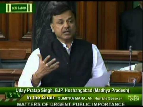 Uday Pratap Singh, BJP MP