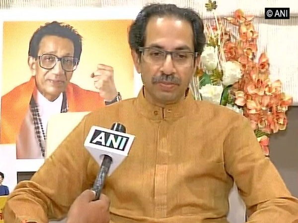 Shiv Sena Chief Uddhav Thackeray (File Pic)