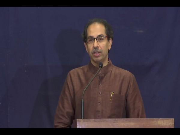 Uddhav Thackeray addresses party workers in Mumbai
