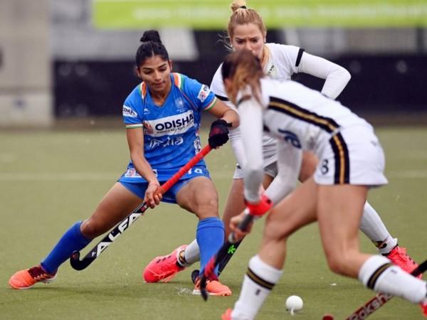 Young defender Udita (Image: Hockey India)