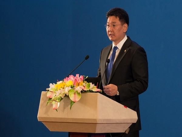 Mongolian Prime Minister Ukhnaa Khurelsukh (Photo Credit - Reuters)