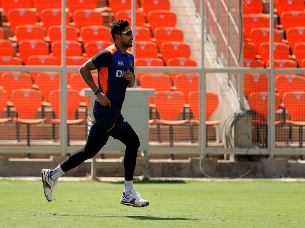 India pacer Umesh Yadav (Photo/ BCCI Twitter)