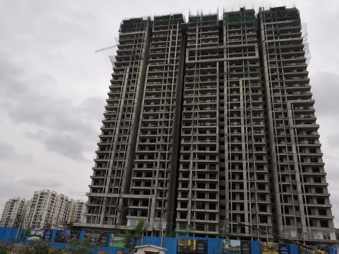 Under-construction projects have the  option to shift to new rate.