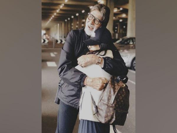 Amitabh Bachchan, Navya Naveli Nanda (Image source: Instagram)