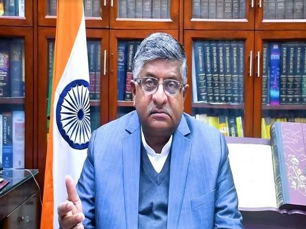 Union Law Minister Ravi Shankar Prasad
