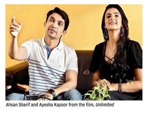 Women Empowerment meets young blood over a media backdrop in Ahsan Sharif and Ayesha Kapoor starrer 'Unlimited'