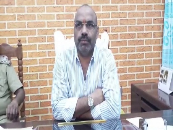 Unnao District Magistrate Devender Kumar Pandey. Photo/ANI
