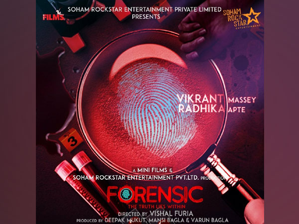 Poster of 'Forensic' (Image source: Instagram)