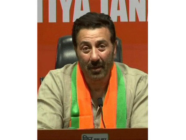 BJP MP candidate Sunny Deol (File Photo)