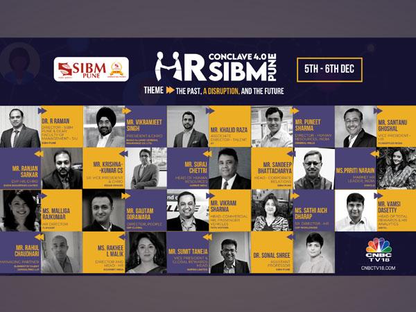 SIBM Pune's HR Conclave 4.0