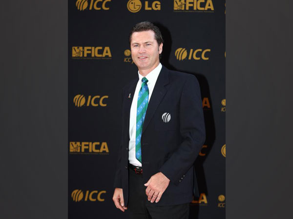 Five-time ICC Umpire of the Year Simon Taufel