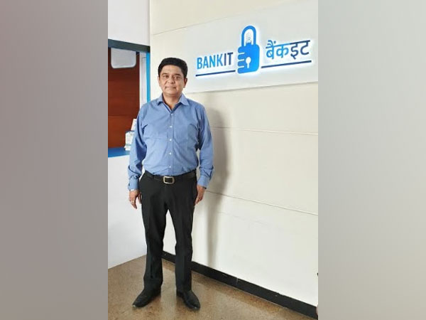 BANKIT Executive Director and COO, Amit Nigam