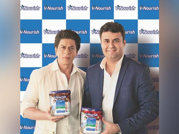 Viraj Bahl and Shah Rukh Khan