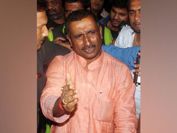 Expelled BJP legislator Kuldeep Singh Sengar (File photo)