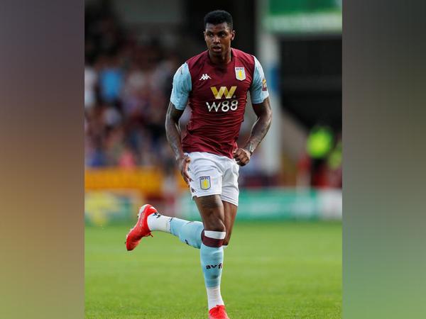 Aston Villa's Wesley Moraes