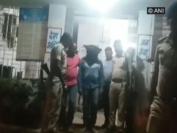Suspected accused Himanshu Pratap Singh arrested by Bhopal police
