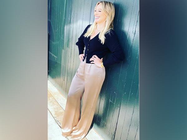 Hilary Duff (Image courtesy: Instagram)