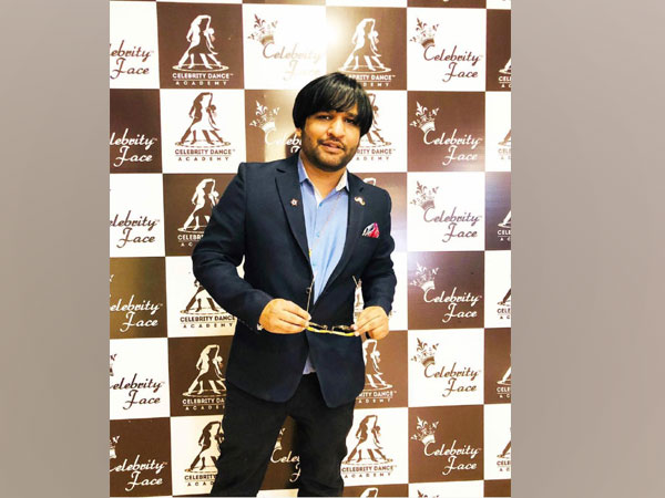 Founder & CEO Celebrity Face Rakesh Dwivedi