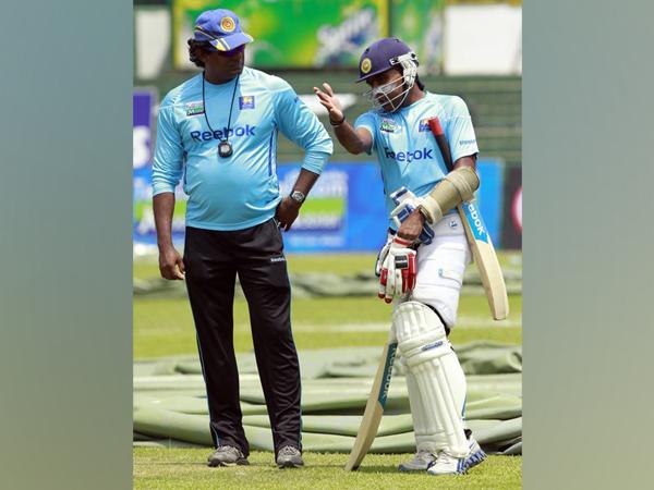 Sri Lanka assistant coach Rumesh Ratnayake