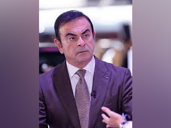 Former Nissan chief Carlos Ghosn (File pic)