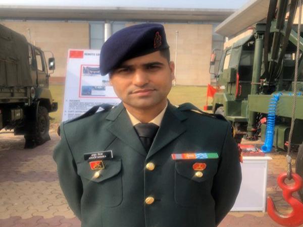 Major Anoop Mishra