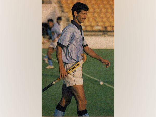 MM Somaya (Image: Hockey India)