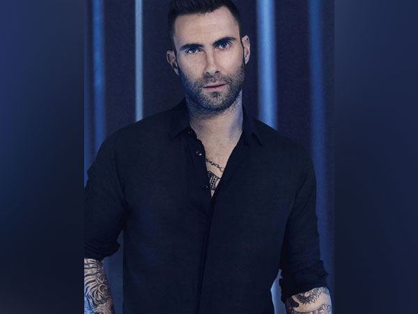 Adam Levine (Image Courtesy: Instagram)