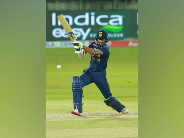 India stand-in skipper Shikhar Dhawan (Photo/ BCCI Twitter)