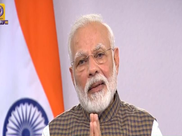 Prime Minister Narendra Modi addressing to the nation on Tuesday.