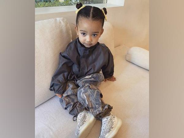 Kim Kardashian's daughter Chicago West (Image Source: Twitter)