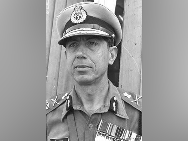 Ved Marwah, former chief of Delhi Police dies at 87 in Goa hospital on Friday. Picture curtsy Goa DGP Twitter handle