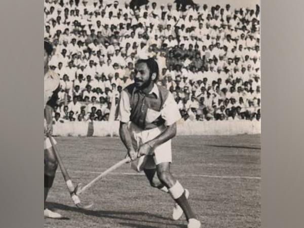 Former hockey player Balbir Singh Sr (Photo/Mithali Raj Twitter)