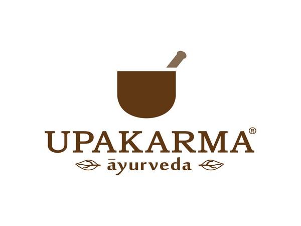 Upakarma Ayurveda logo
