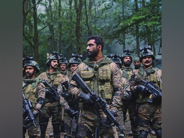 A still from 'Uri: The Surgical Strike' (Image Courtesy: Instagram)